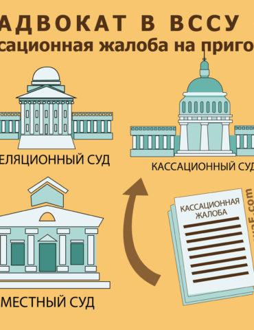 Адвокат в ВССУ http://rishennyae.com